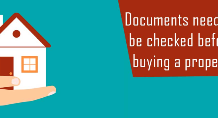 What legal issues and documents to look for when buying a new home?